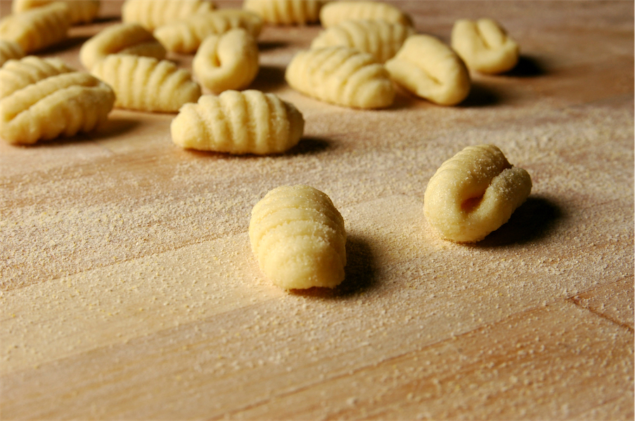 Gnocchi and Cavatelli