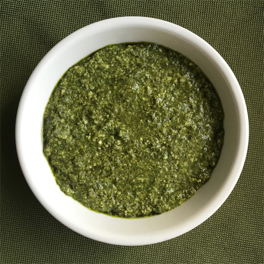 Sweet Basil Pesto